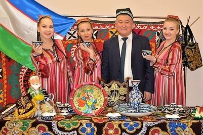 Плов и стихи: День узбекской культуры пройдет в Чувашии