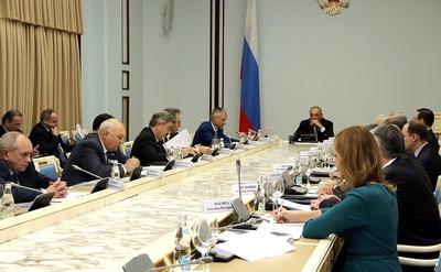 В Совете по межнациональным отношениям отметили положительные сдвиги в укреплении народного единства