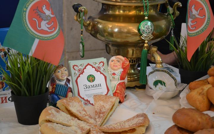 Угощение на Навруз