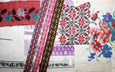 Передвижная выставка коми-пермяцкой вышивки откроется в округе
