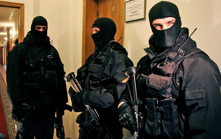 Адвокат заявил о новом обыске у арестованного националиста Поткина