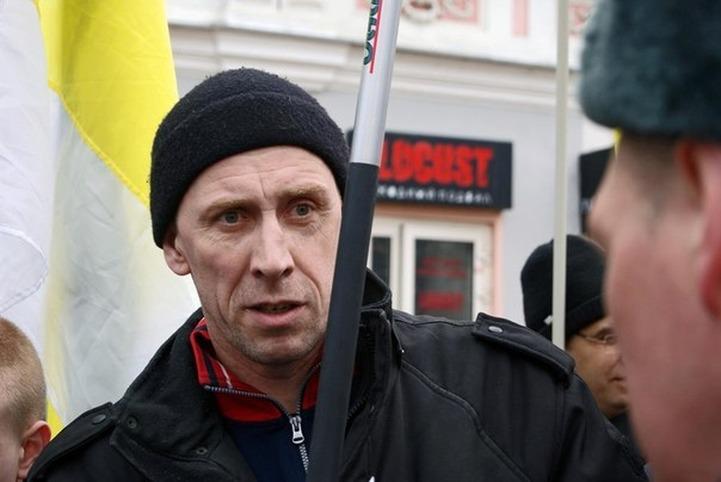 Лидера нацболов Арзамаса задержали после народного схода