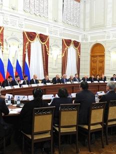 Президентский Совет проголосовал за кандидатов на премию за укрепление российской нации