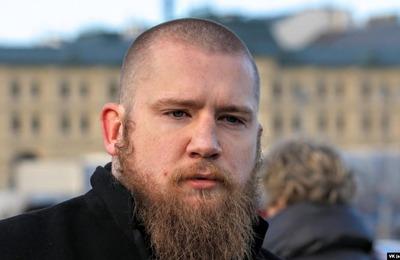 """Один из организаторов """"Русских маршей"""" получил гражданство Украины как этнический украинец"""