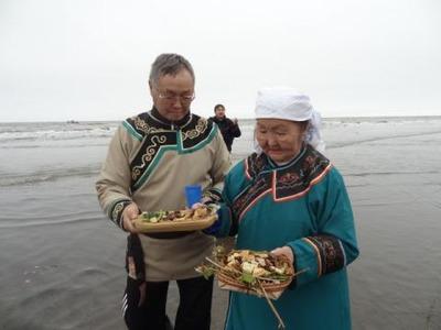 Аборигены Сахалина задобрят хозяина моря