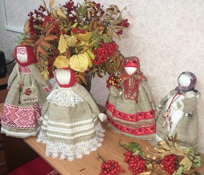 В Коми проведут фестиваль народной куклы под открытым небом