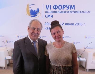 Шаймиев призвал не любящих людей политиков не ходить во власть