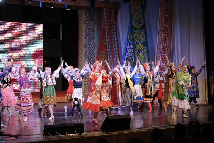 Лучшую этническую красавицу выбрали в Якутии