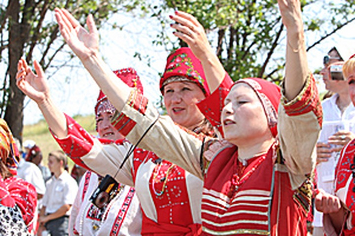 Праздник мордовской культуры прошел в Нижегородской области