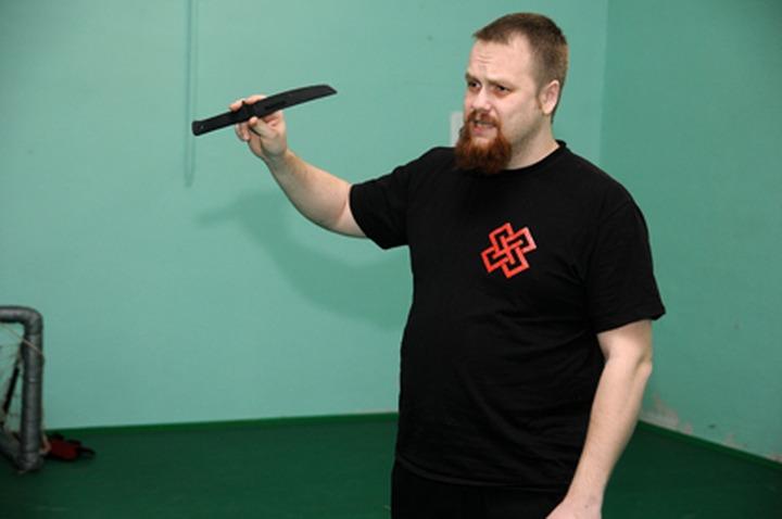 "Националист Демушкин пожаловался на сотрудников Центра ""Э"""