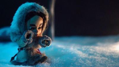Студенты снимут мультфильм о тувинской девочке, прошедшей по зимней тайге 8 км