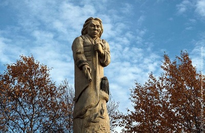 Мастера из России и зарубежья вырежут скульптуры по ямальским легендам