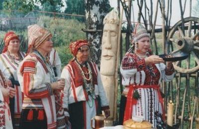 В Мордовии покажут языческие обряды древних эрзян