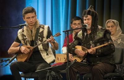 Симбиоз древних степных песен и современной поп-музыки услышат в Астрахани