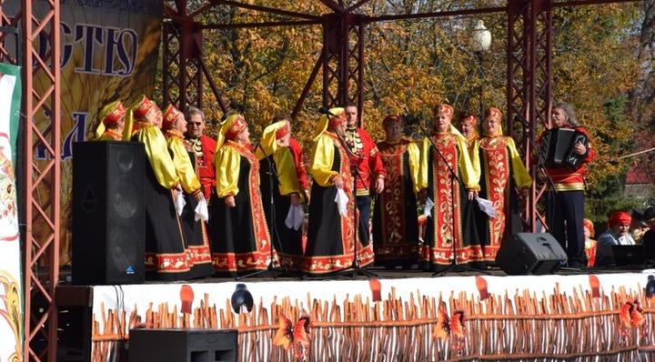 Фольклорные песни Белгородской области выпустили отдельным сборником