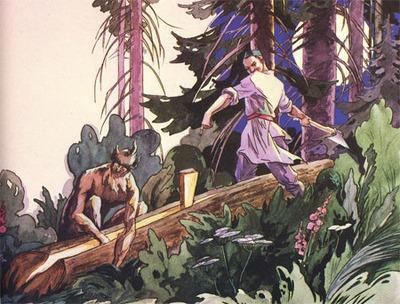 Московские дизайнеры превратили татарские сказки в комиксы