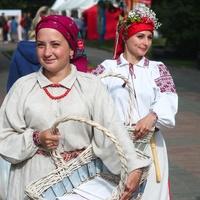 """Праздник """"Белорусское лето в Москве"""""""