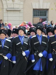 Ставропольским казакам разрешили использовать гражданское оружие