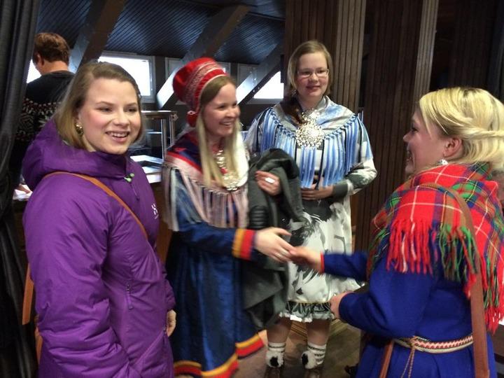 В Финляндии обсудили положение российских саамов