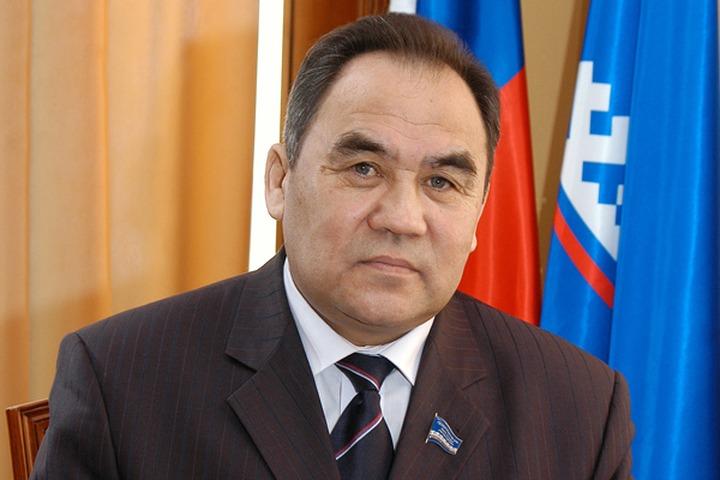 Ямальский депутат Сергей Харючи ушел из Заксобрания к оленеводам