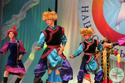 В Братске провели фестиваль национальных культур
