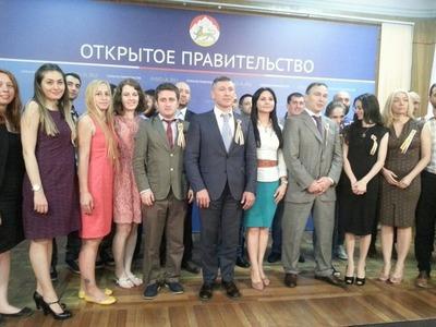 """В Северной Осетии заработал """"Этнолагерь-2015"""""""