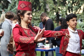 Праздничное шествие в национальной одежде пройдет на Дне народного единства в Ставрополе