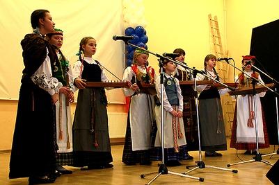 Литовцы почти из десятка городов устроили праздник в Калининграде