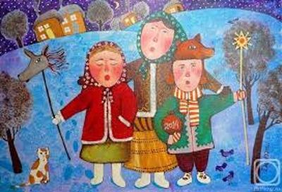 Жителей Твери приглашают на украинские колядки с балканскими песнями и карельским Дедом Морозом