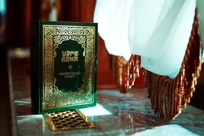 В Казани презентовали перевод Библии на татарский язык