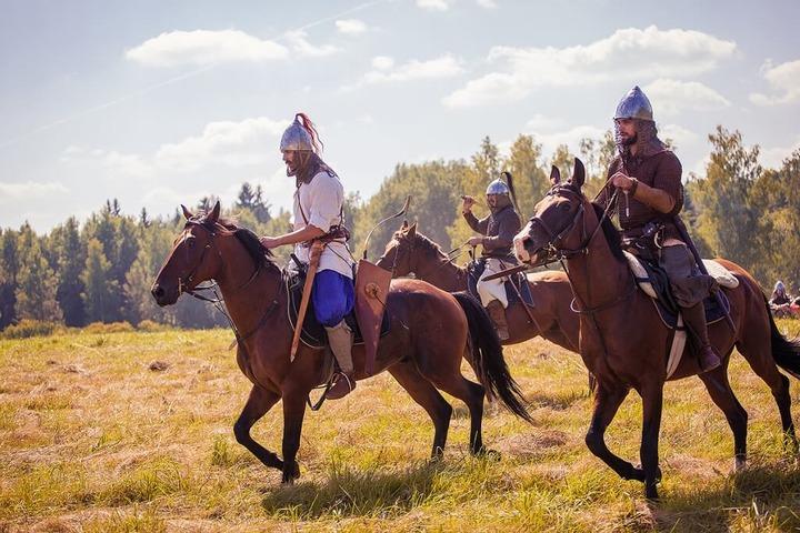"""На """"Временах и эпохах"""" покажут древних русских, финно-угров и степняков"""