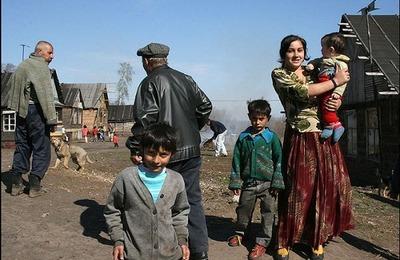Власти Кургана приступили к урегулированию конфликта между цыганской общиной и жителями микрорайона