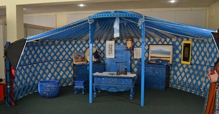 Вам подарок из Монголии: в Петербурге появилась юрта