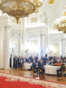 Выдвинут кандидат на президентскую премию за укрепление единства нации