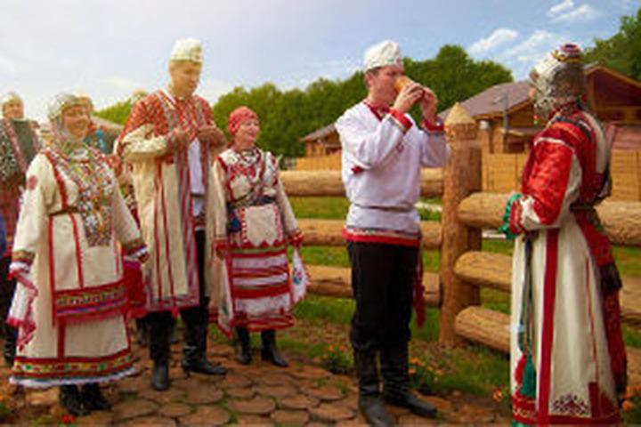 Ульяновские чуваши отведают осеннего пива
