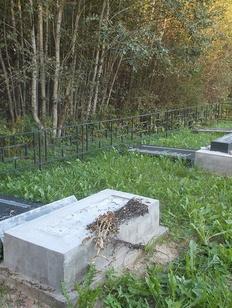 Вандалы разрушили еврейский мемориал в Псковской области