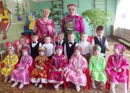 В Саранске открыли Центр национальных культур для дошколят
