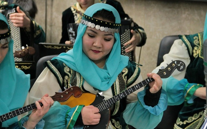 В Башкортостане учредят День национального костюма