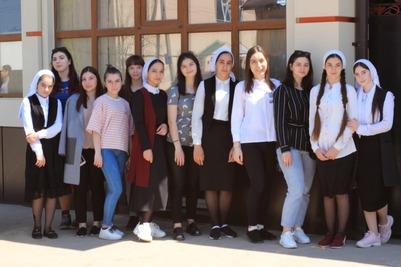 Сельский дух Кавказских гор