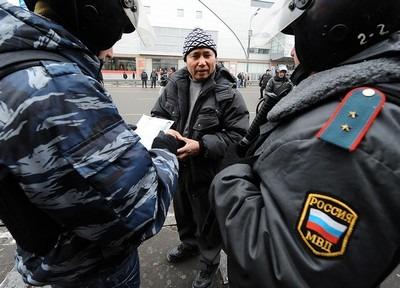 В Москве проверили больше 42 тысяч мигрантов