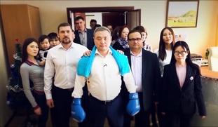 Бурятские чиновники прочли рэп об экономике на бурятском языке