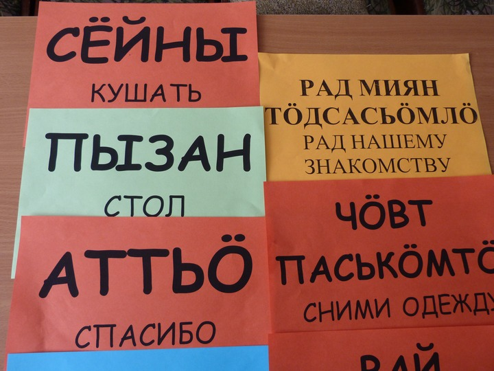 В Коми набирают слушателей на курсы национального языка