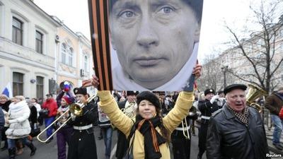 За русских во всем мире