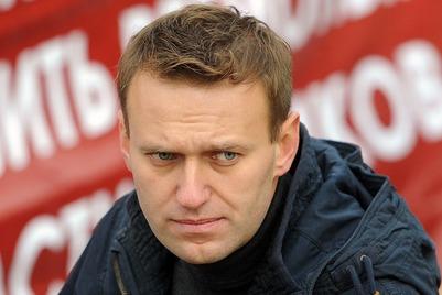 """Навальный выступил в качестве свидетеля по """"болотному делу"""""""