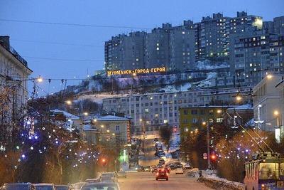 Названия улиц в городах Мурманской области могут перевести на саамский язык
