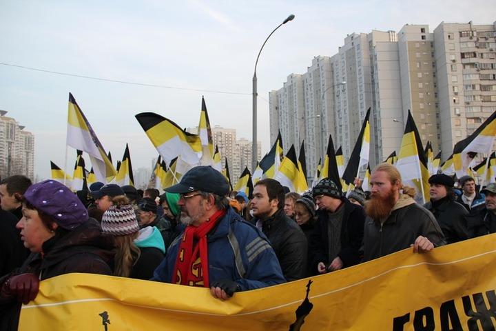Националисты проведут пикет в Москве вместо заявленного шествия