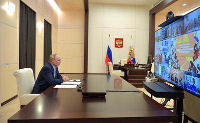 Путин анонсировал меры поддержки социально ориентированных НКО на период эпидемии