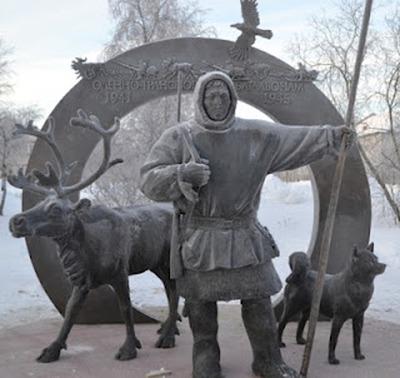 В Нарьян-Маре откроют памятник бойцам оленно-транспортных батальонов