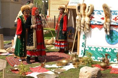 В Уфе на два месяца откроют башкирский этнопарк