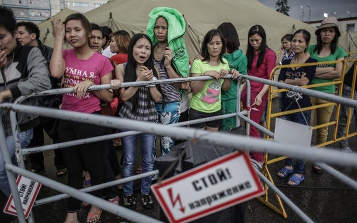 ФМС планирует открыть 81 спецприемник для мигрантов в 2014 году